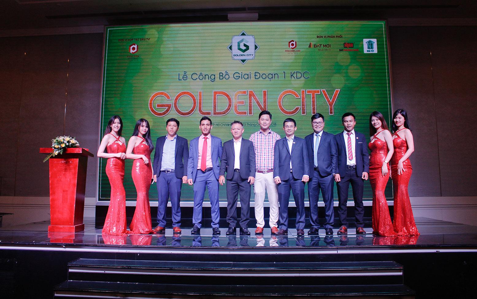 Hơn 90% giao dịch thành công tại buổi lễ công bố giai đoạn 1 KDC Golden City 5