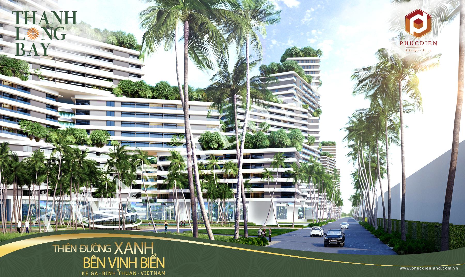 6 lý do hàng đầu hấp dẫn nhà đầu tư của dự án Thanh Long Bay 3