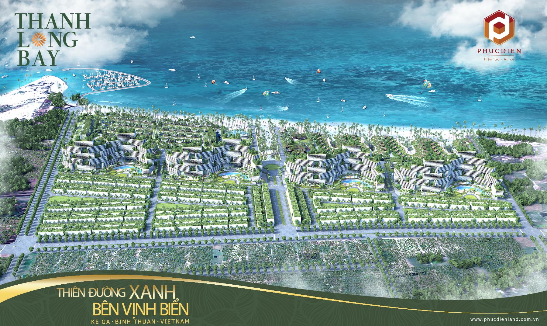 6 lý do hàng đầu hấp dẫn nhà đầu tư của dự án Thanh Long Bay 1