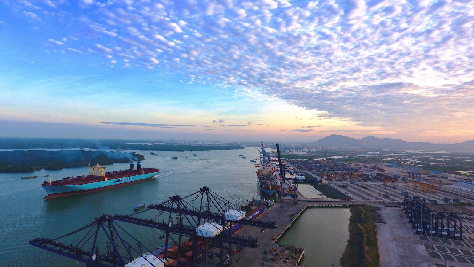 Đẩy nhanh tiến độ loạt dự án giao thông nghìn tỉ quanh cảng Cái Mép – Thị Vải 1