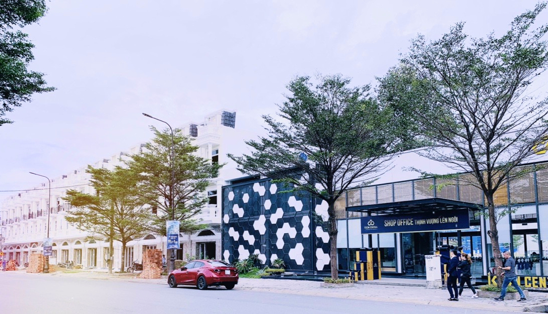 Chuyển nhượng shophouse đất nền Icon Central 5