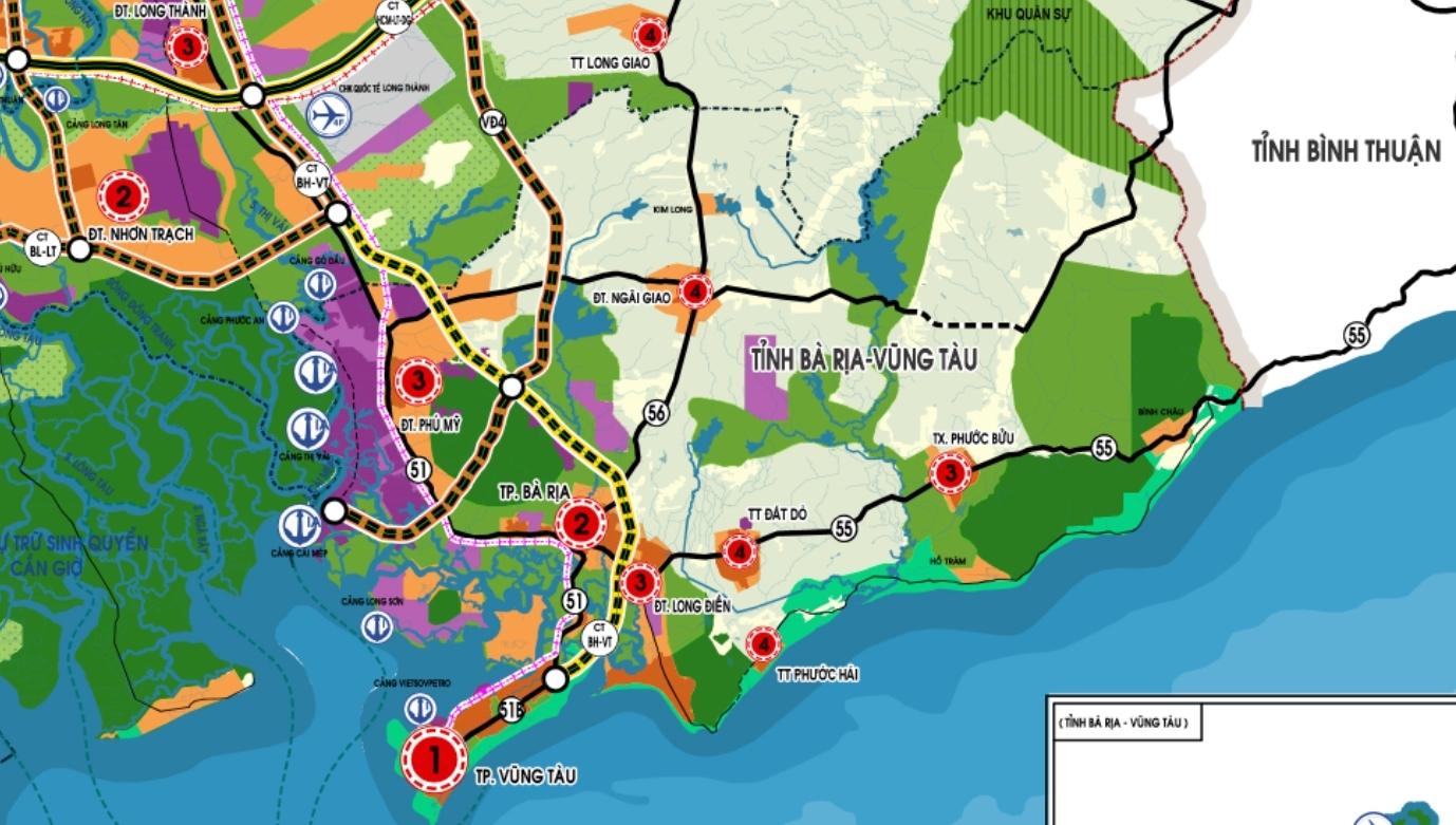 Hơn 14.900 tỷ đồng xây cao tốc Biên Hòa - Vũng Tàu 1