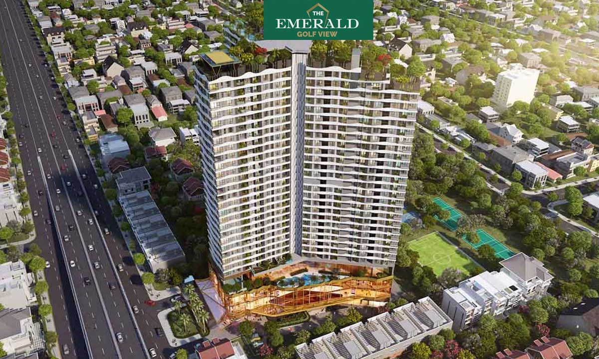 The Emerald Golf View Apartments
