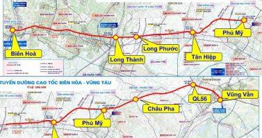 Cao tốc Biên Hòa- Vũng Tàu dự kiến hoàn thành năm 2025 4
