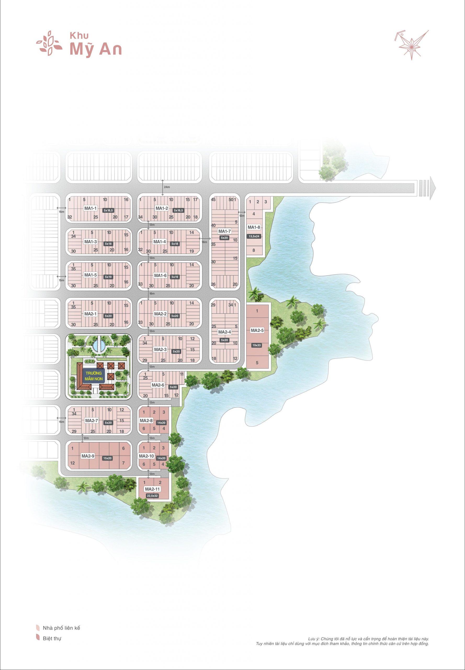 bien hoa new city mat bang 3
