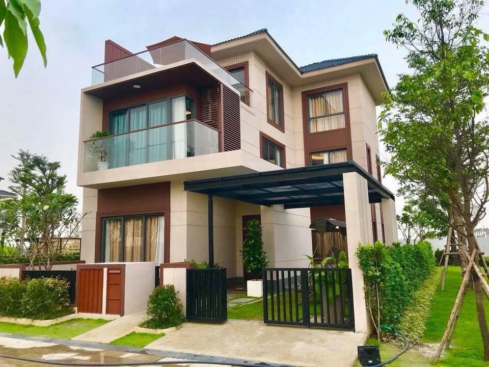 No.1 Mua bán chuyển nhượng nhà phố biệt thự Swan Bay Nhơn Trạch 9